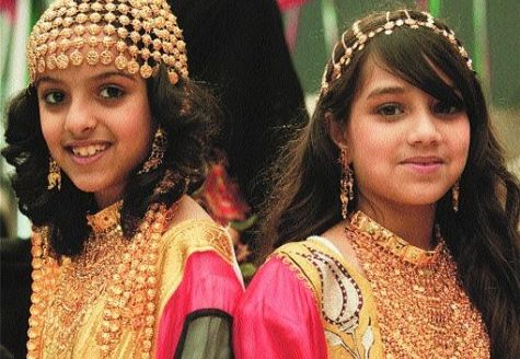 Traditional UAE Jewellery
