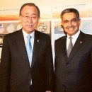 Ban Thanks UAE For Supporting UN Work