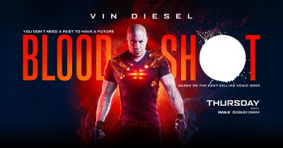 Bloodshot 2020 English Movie in Abu Dhabi